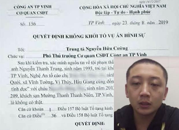 Thông tin mới về vụ bịa đặt chuyện bé gái 6 tuổi bị xâm hại tình dục - Ảnh 1.