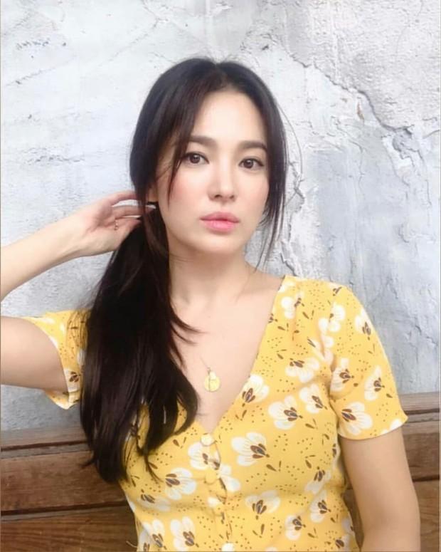 Song Hye Kyo cũng có nhược điểm vóc dáng gây tự ti và đây là 2 cách cô chọn trang phục để khắc phục điều này - Ảnh 11.