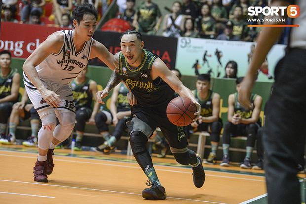 Thang Long Warriors vượt qua Cantho Catfish, tạo nên cú sốc trong ngày mở màn VBA Playoffs 2019 - Ảnh 7.