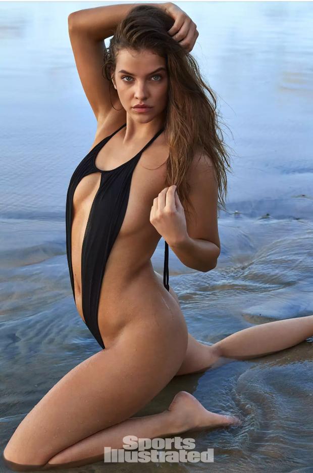 Ngộp thở trước vẻ đẹp lạ, body đầy đặn mà không kém phần bốc lửa của thiên thần Victorias Secret Barbara Palvin - Ảnh 2.