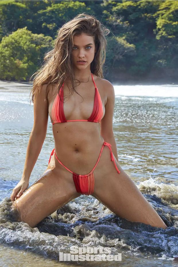 Ngộp thở trước vẻ đẹp lạ, body đầy đặn mà không kém phần bốc lửa của thiên thần Victorias Secret Barbara Palvin - Ảnh 4.