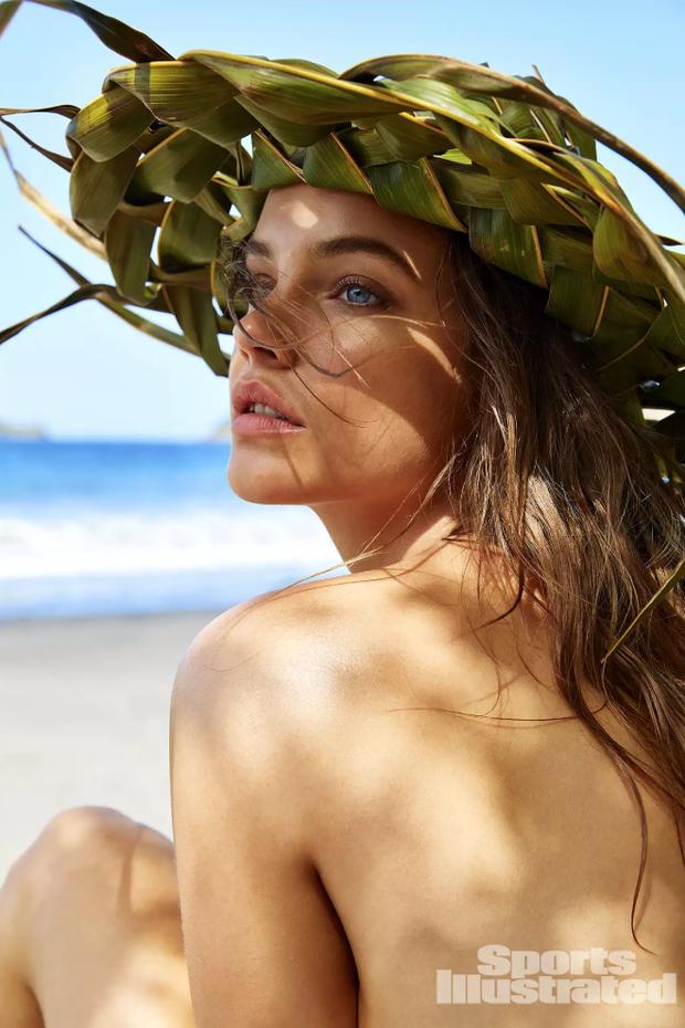 Ngộp thở trước vẻ đẹp lạ, body đầy đặn mà không kém phần bốc lửa của thiên thần Victorias Secret Barbara Palvin - Ảnh 3.