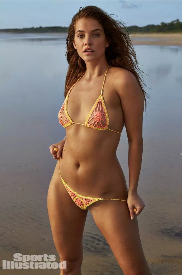 Ngộp thở trước vẻ đẹp lạ, body đầy đặn mà không kém phần bốc lửa của thiên thần Victorias Secret Barbara Palvin - Ảnh 15.