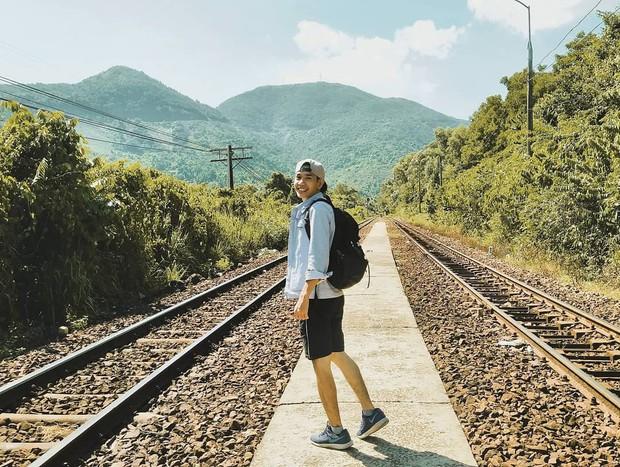 """Hot nhất Đà Nẵng hiện tại chính là """"cổng trời"""" mới toanh dưới chân đèo Hải Vân, nơi có đoàn tàu qua núi đẹp hệt trong phim - Ảnh 25."""
