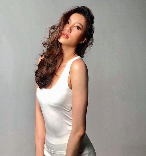 Mỹ nhân 9x vừa đăng quang Hoa hậu Hoàn vũ Lào: Xinh đẹp rụng rời, chiều cao khủng và nhiều điểm chung với Hoàng Thùy - Ảnh 8.