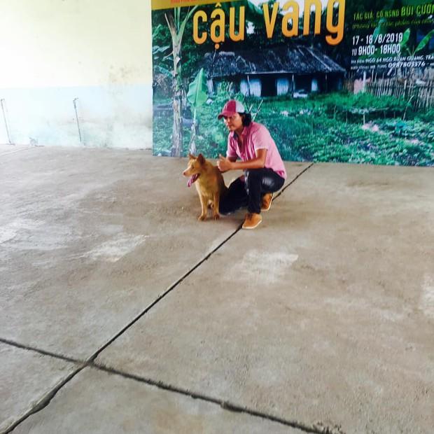 Chê cún thuần Việt thiên tính tự nhiên cao, NSX Cậu Vàng lại bỏ qua chú chó Bắc Hà đáng yêu này? - Ảnh 3.