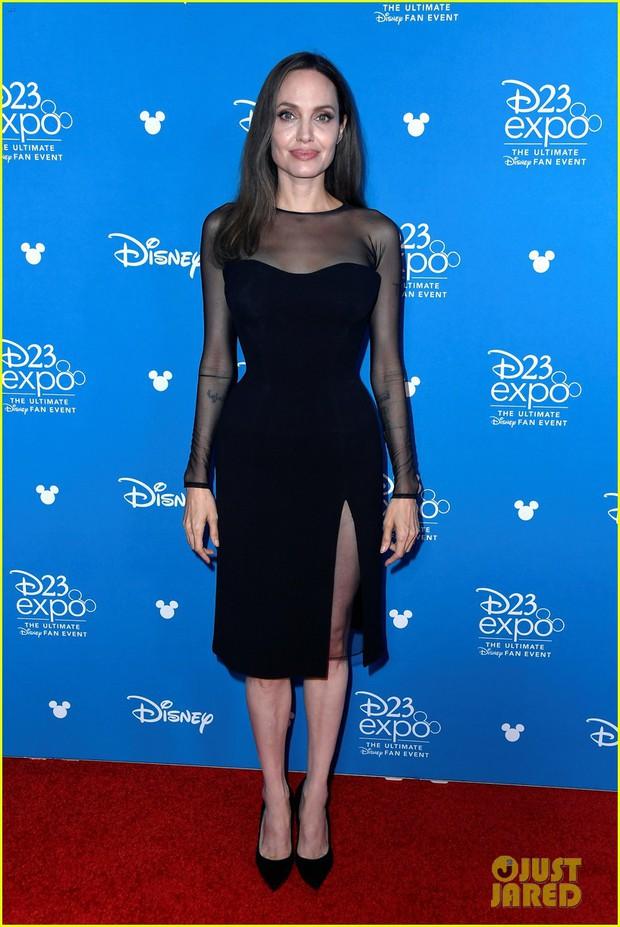 Thảm đỏ Disney hot nhất hôm nay: Quy tụ dàn sao Hollywood gạo cội, Elle Fanning thành tâm điểm với ngoại hình sến súa - Ảnh 5.