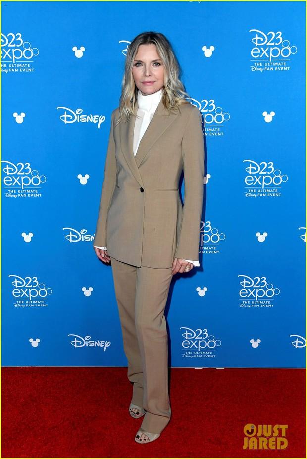 Thảm đỏ Disney hot nhất hôm nay: Quy tụ dàn sao Hollywood gạo cội, Elle Fanning thành tâm điểm với ngoại hình sến súa - Ảnh 8.