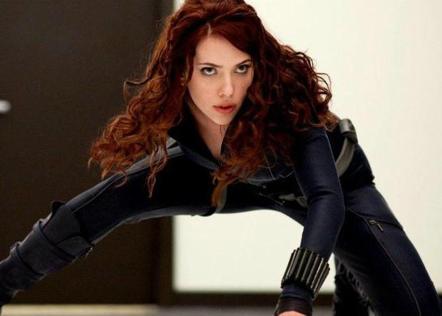 Ngỡ ngàng bộ suit mới của Black Widow: Hẳn stylist của Marvel hơi mù màu, Góa Phụ Đen mặc đồ trắng là sao? - Ảnh 3.