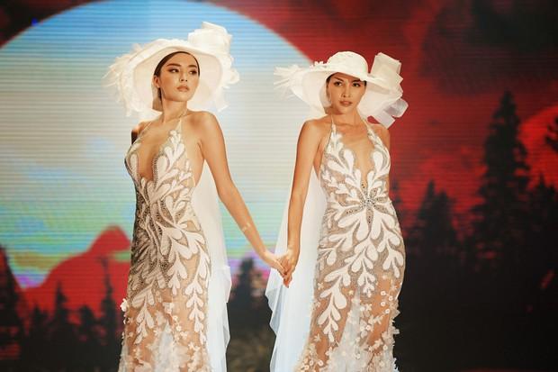 Kỳ Duyên - Minh Triệu nắm tay nhau mặc váy cưới, fan nhà quýt lại có dịp đẩy thuyền tới tận bến mới thôi - Ảnh 5.