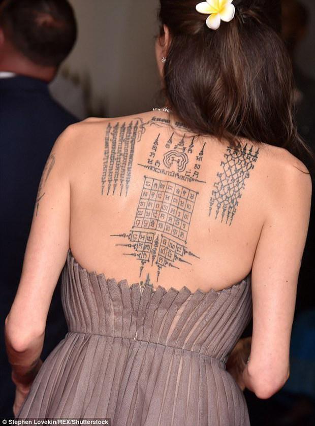 Ẩn ý đằng sau hình xăm của sao Hollywood: Ý nghĩa hình xăm của Selena Gomez sâu sắc nhưng chưa cảm động bằng Miley - Ảnh 6.