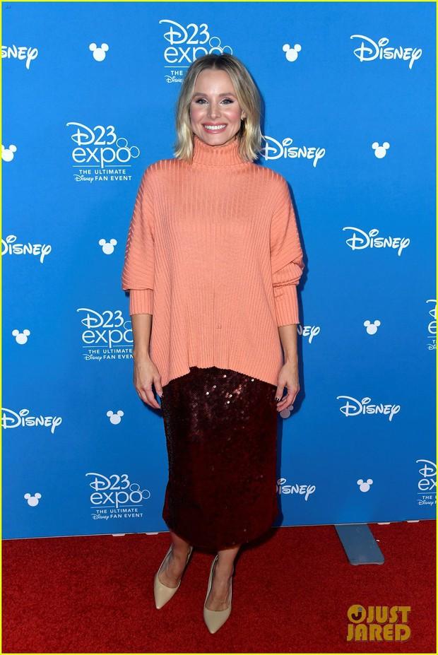 Thảm đỏ Disney hot nhất hôm nay: Quy tụ dàn sao Hollywood gạo cội, Elle Fanning thành tâm điểm với ngoại hình sến súa - Ảnh 14.