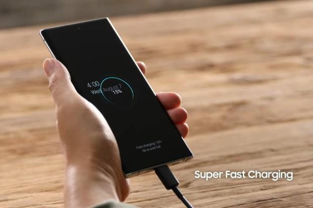 Vọc vạch công nghệ sạc siêu nhanh 45W trên Samsung Galaxy Note 10+ xem có gì mà cao siêu thế? - Ảnh 2.
