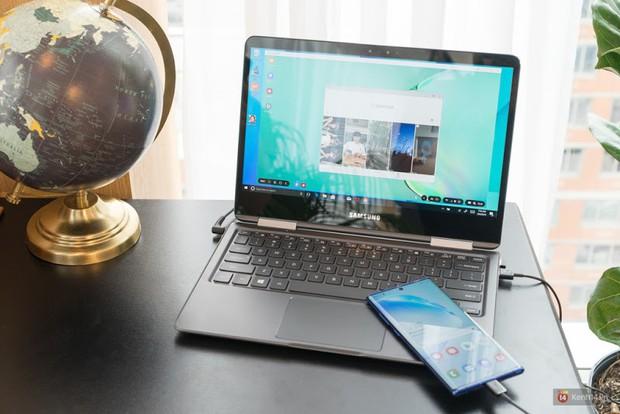 Điểm qua một vài tính năng thay thế laptop trên Galaxy Note10 mà bạn có thể thử ngay - Ảnh 1.