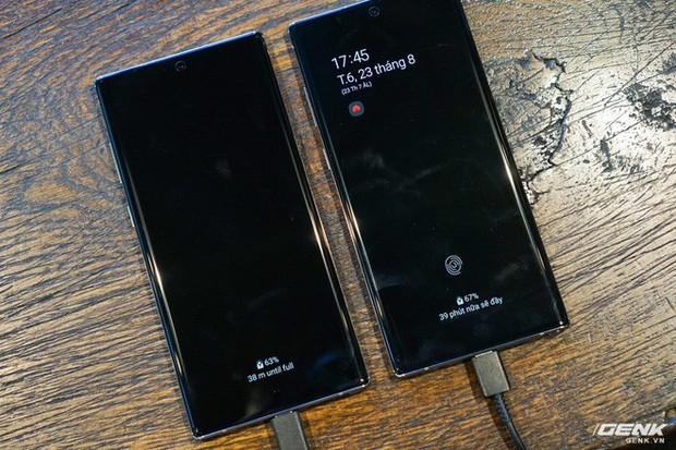 Trải nghiệm sạc nhanh củ sạc 45W và 25W của Samsung Galaxy Note10+, kết quả bất ngờ không có trên lý thuyết - Ảnh 13.