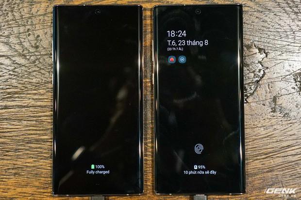 Trải nghiệm sạc nhanh củ sạc 45W và 25W của Samsung Galaxy Note10+, kết quả bất ngờ không có trên lý thuyết - Ảnh 15.