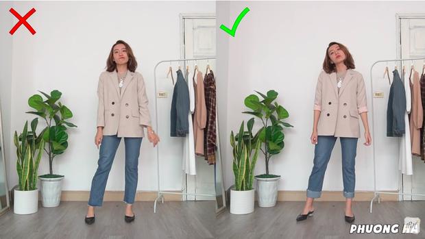 Chẳng phải fashionista nhưng cô nàng này vẫn có 8 cách mix đồ giúp các nàng kéo chân - bóp eo cực đỉnh - Ảnh 15.