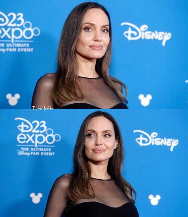 Gái nhiều con Angelina Jolie vẫn xinh mòn mắt, sánh đôi cùng tài tử Train To Busan giới thiệu The Eternals - Ảnh 7.