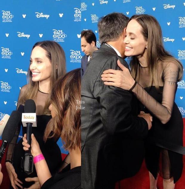 Gái nhiều con Angelina Jolie vẫn xinh mòn mắt, sánh đôi cùng tài tử Train To Busan giới thiệu The Eternals - Ảnh 8.