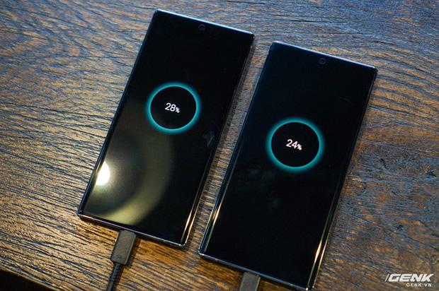 Trải nghiệm sạc nhanh củ sạc 45W và 25W của Samsung Galaxy Note10+, kết quả bất ngờ không có trên lý thuyết - Ảnh 9.