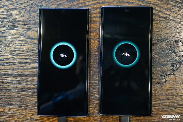 Trải nghiệm sạc nhanh củ sạc 45W và 25W của Samsung Galaxy Note10+, kết quả bất ngờ không có trên lý thuyết - Ảnh 10.