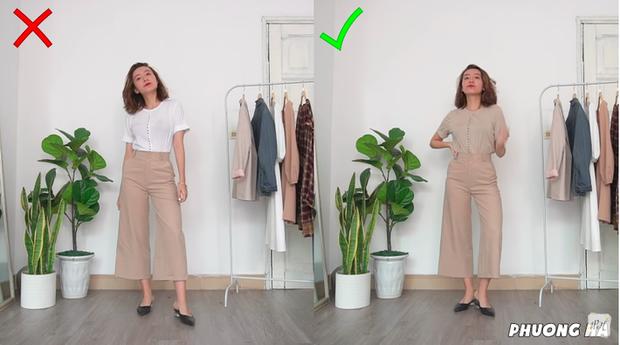 Chẳng phải fashionista nhưng cô nàng này vẫn có 8 cách mix đồ giúp các nàng kéo chân - bóp eo cực đỉnh - Ảnh 10.