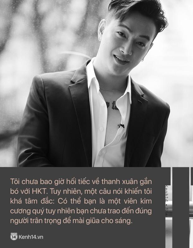 TiTi - cựu trưởng nhóm HKT: Từng khóc mỗi đêm vì đi hát bị ném chai, đá lên sân khấu, không hối hận khi rời khỏi HKT - Ảnh 3.