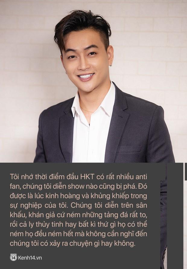 TiTi - cựu trưởng nhóm HKT: Từng khóc mỗi đêm vì đi hát bị ném chai, đá lên sân khấu, không hối hận khi rời khỏi HKT - Ảnh 5.