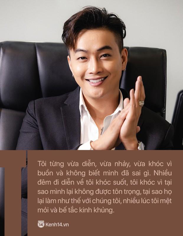 TiTi - cựu trưởng nhóm HKT: Từng khóc mỗi đêm vì đi hát bị ném chai, đá lên sân khấu, không hối hận khi rời khỏi HKT - Ảnh 6.