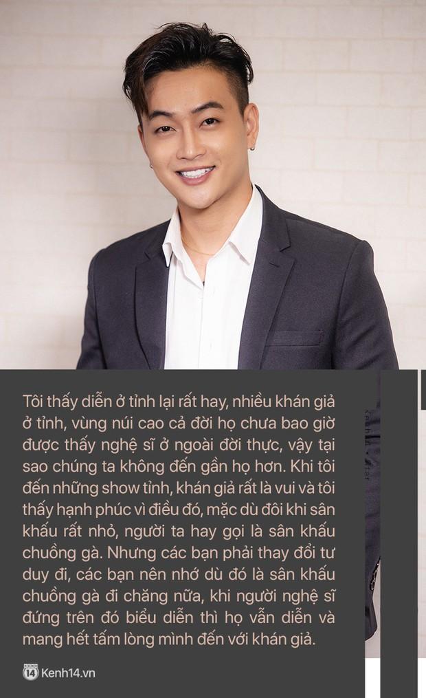 TiTi - cựu trưởng nhóm HKT: Từng khóc mỗi đêm vì đi hát bị ném chai, đá lên sân khấu, không hối hận khi rời khỏi HKT - Ảnh 7.