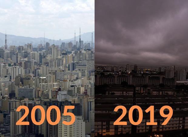 Loạt ảnh Amazon trước và sau đại nạn cháy rừng 2019: Lá phổi xanh ngày nào đã mang đầy bệnh tật do con người đầu độc - Ảnh 6.