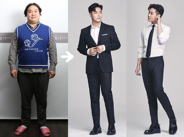 Màn giảm cân lột xác ngoạn mục nhất lịch sử Kbiz: Anh chàng béo phì hóa nam thần, trẻ hơn chục tuổi sau khi sụt 32kg - Ảnh 1.