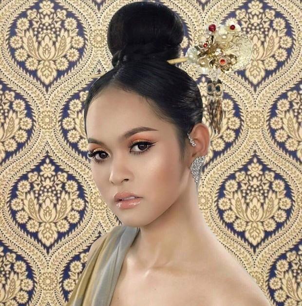 Nguồn cảm hứng HHen Niê lan toả tại Hoa hậu Hoàn vũ Việt Nam 2019, loạt mỹ nhân người dân tộc thiểu số ghi danh! - Ảnh 8.