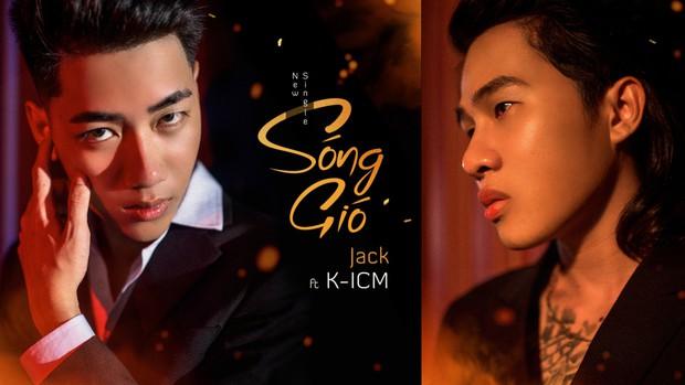 """Jack và K-ICM nổi tiếng """"thần tốc"""" chỉ trong 6 tháng: Vừa ra mắt đã ôm loạt kỉ lục Vpop, đến Sơn Tùng cũng phải dè chừng - Ảnh 9."""
