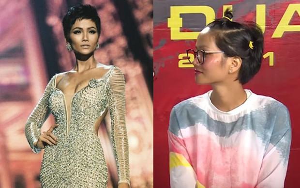 HHen Niê - Cô Hoa hậu không ngại xấu hết mình tại Cuộc đua kỳ thú - Ảnh 1.