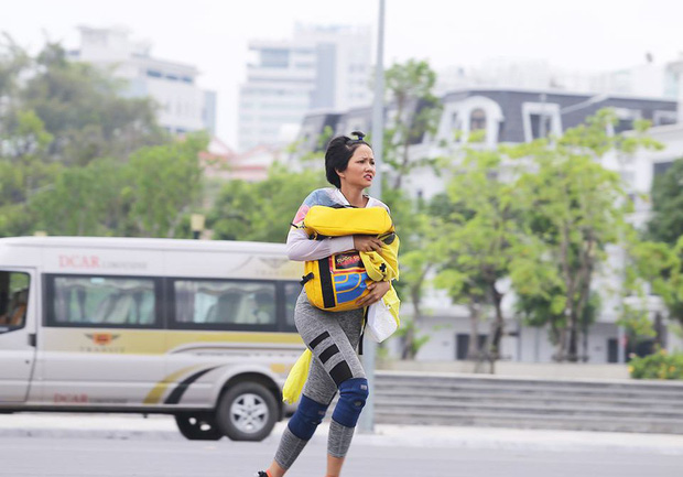 HHen Niê - Cô Hoa hậu không ngại xấu hết mình tại Cuộc đua kỳ thú - Ảnh 3.