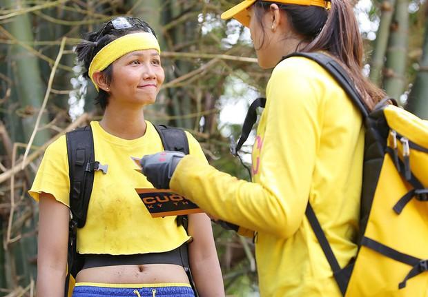 HHen Niê - Cô Hoa hậu không ngại xấu hết mình tại Cuộc đua kỳ thú - Ảnh 5.