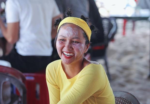 HHen Niê - Cô Hoa hậu không ngại xấu hết mình tại Cuộc đua kỳ thú - Ảnh 6.