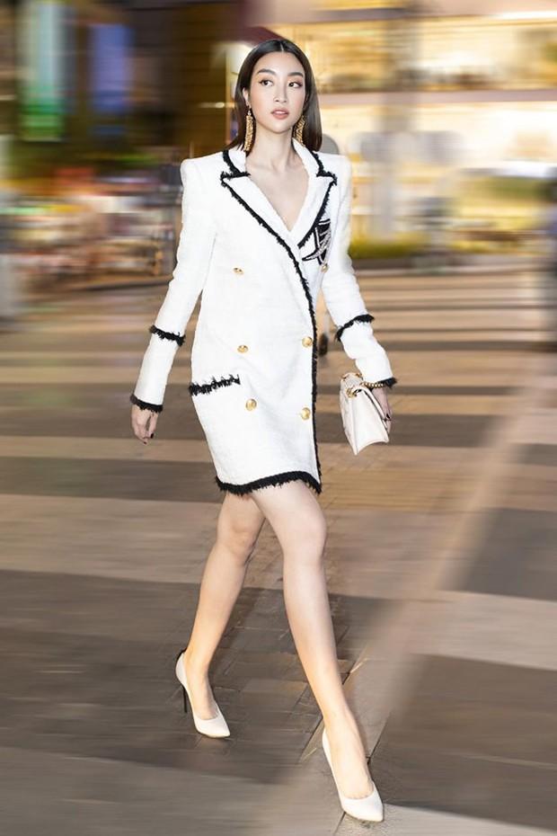 Đỗ Mỹ Linh khác lạ, lột xác từ bánh bèo thành mỹ nhân đầy cá tính sau 3 năm đăng quang Hoa hậu - Ảnh 7.