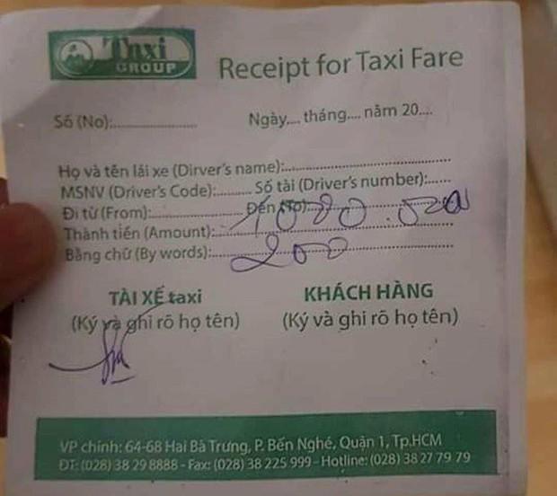"""Vụ tài xế taxi """"chặt chém"""" du khách 1,2 triệu đồng cho chuyến xe 8km: Tài xế đến xin lỗi và trả lại tiền cho du khách - Ảnh 2."""