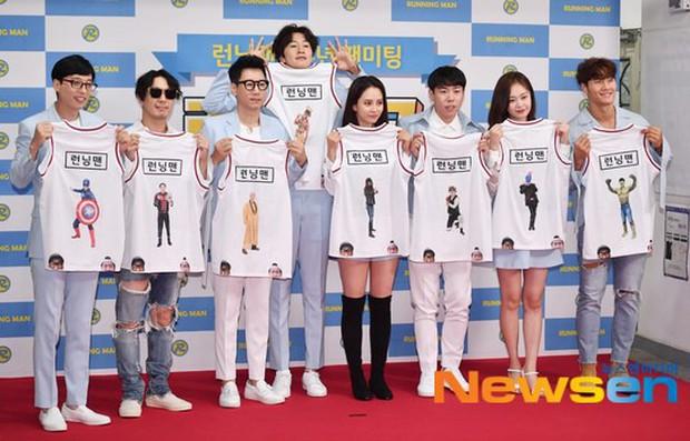 Running Man lần đầu làm fanmeeting tại Hàn Quốc nhưng Song Ji Hyo lại bị đối xử bất công? - Ảnh 1.