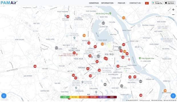 Chuyên gia môi trường lên tiếng về thứ 2 đỏ - ngày có chỉ số ô nhiễm báo động ở Hà Nội: Cần phải dựa vào các kết quả quan trắc khác - Ảnh 1.