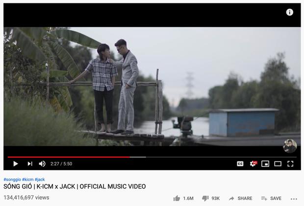 """Jack và K-ICM nổi tiếng """"thần tốc"""" chỉ trong 6 tháng: Vừa ra mắt đã ôm loạt kỉ lục Vpop, đến Sơn Tùng cũng phải dè chừng - Ảnh 10."""