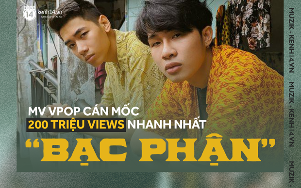 MV Bạc Phận của Jack và K-ICM cán mốc 200 triệu view nhanh nhất Vpop, liệu Sơn Tùng có kịp phục thù? - Ảnh 3.