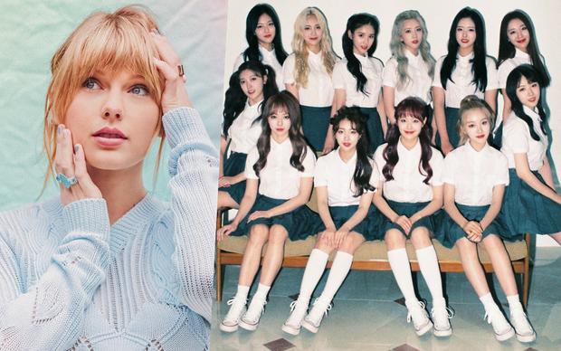 Rộ tin ca khúc trong album mới của Taylor Swift tham khảo bài hát của nhóm nữ Kpop LOONA ra mắt cách đây 1 năm, có đạo không nhỉ? - Ảnh 5.