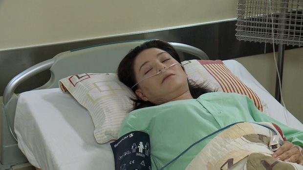 Lộ diện con dâu ghê gớm nhất màn ảnh Việt: Đổi thuốc làm mẹ chồng chết thảm trong Đánh Cắp Giấc Mơ - Ảnh 1.