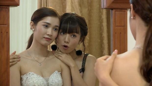 Lộ diện con dâu ghê gớm nhất màn ảnh Việt: Đổi thuốc làm mẹ chồng chết thảm trong Đánh Cắp Giấc Mơ - Ảnh 3.