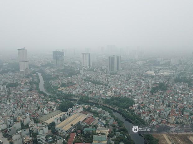 Chuyên gia môi trường lên tiếng về thứ 2 đỏ - ngày có chỉ số ô nhiễm báo động ở Hà Nội: Cần phải dựa vào các kết quả quan trắc khác - Ảnh 2.