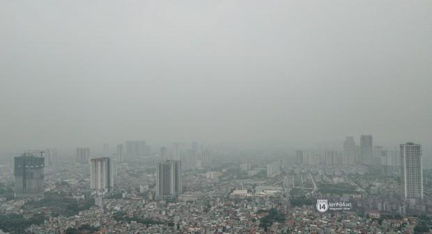 Chuyên gia môi trường lên tiếng về thứ 2 đỏ - ngày có chỉ số ô nhiễm báo động ở Hà Nội: Cần phải dựa vào các kết quả quan trắc khác - Ảnh 3.