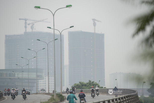 Chuyên gia môi trường lên tiếng về thứ 2 đỏ - ngày có chỉ số ô nhiễm báo động ở Hà Nội: Cần phải dựa vào các kết quả quan trắc khác - Ảnh 10.